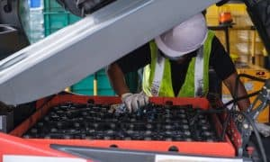 Warning Signs Your Forklift Battery Needs To Be Replaced