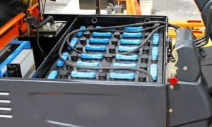 Safety Precautions While Charging Your Forklift Battery